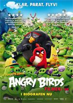 Angry Birds 3D - Med Dansk Tale