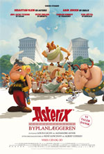Asterix: Byplanlæggeren 3D