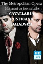 OperaBio - Cavalleria Rusticana Og Bajadser