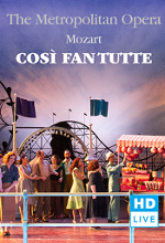 Operabio - Cosi Fan Tutte (2017/2018)