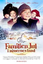 Familien Jul i nissernes land