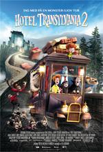 Hotel Transylvania 2 - 3D - Med Dansk Tale