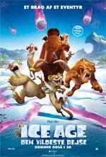 Ice Age - Den Vildeste Rejse 3D - Med Dansk Tale