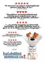 Kæledyrenes hemmelige liv 2 - Med dansk tale
