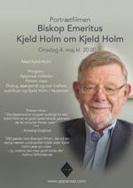 Biskop Emeritus Kjeld Holm I Skanderborg