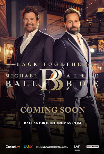 Michael Ball & Alfie Boe - Back Together (u.t.)