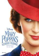 Mary Poppins vender tilbage - Med dansk tale