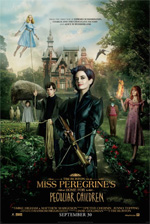 Miss Perigrine's Home For Peculiar Children 3D