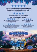 Smølferne - Den hemmelige landsby - 3D Dansk tale