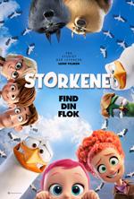 Storkene 3D - Med dansk tale