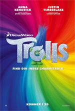 Trolls 3D - Med dansk tale