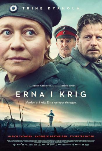 Erna i krig - Med danske undertekster_poster