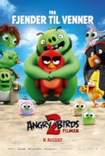 Angry Birds 2 - Med dansk tale