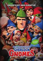 Mesterdetektiven Sherlock Gnomes - Med dansk tale