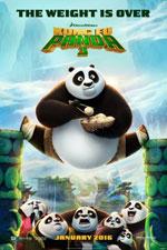 Kung Fu Panda 3 - 3D - Med Dansk Tale
