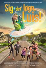 Sig det' løgn, Luis! - Med dansk tale