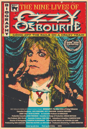 Biography: The Nine Lives of Ozzy Osbourne - CIN B_poster