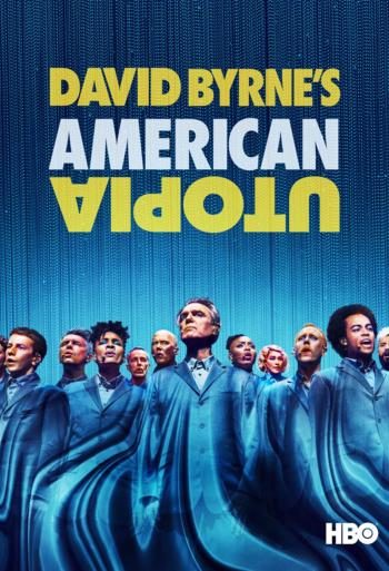 David Byrnes American Utopia - CIN B_poster