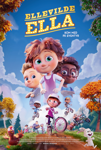 Ellevilde Ella_poster