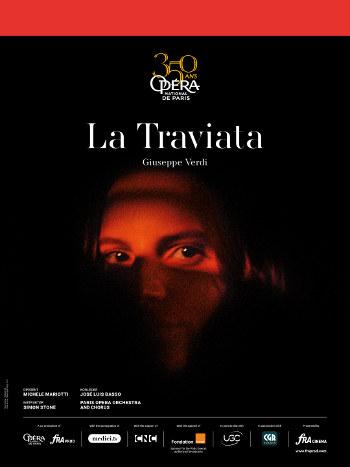 OperaKino - LA TRAVIATA - Marts 2021_poster