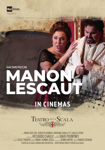 Manon Lescaut - La Scala_poster