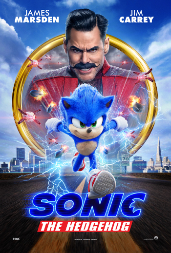 Sonic the Hedgehog - Org. version_poster