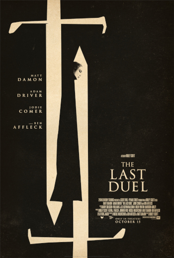 The last duel_poster
