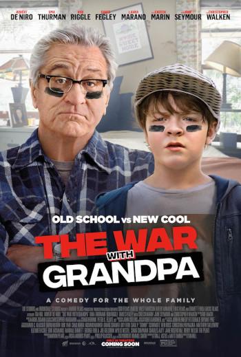 I krig med morfar_poster
