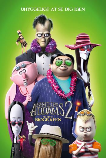 Familien Addams 2 - Med Dansk tale_poster