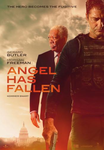 Angel has fallen_poster