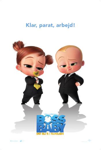 Boss Baby - Det bli'r i familien_poster