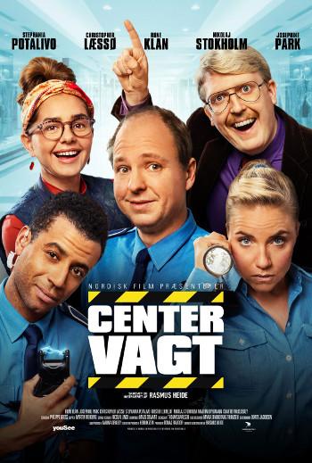 CENTERVAGT_poster