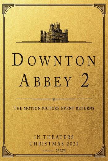 Downton Abbey 2_poster