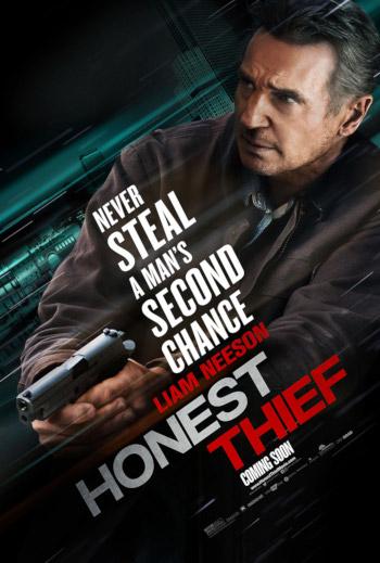 Honest Thief_poster