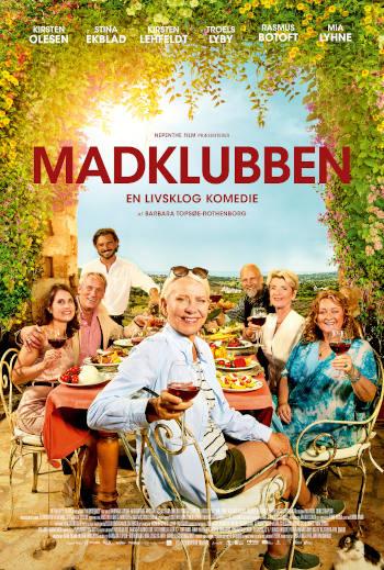 Madklubben - Med danske undertekster_poster