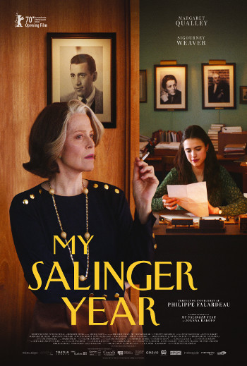 My Salinger Year_poster