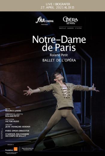 Operakino - Ballet: NOTRE DAME DE PARIS (2021)_poster