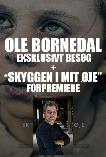 Ole Bornedal besøger Panorama - Skyggen i mit øje_poster