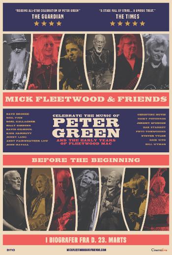Mick Fleetwood & Friends (uden undertekster)_poster