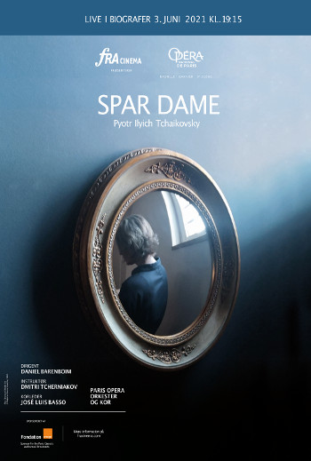 Operakino - Opera: SPAR DAME(2020/2021)_poster