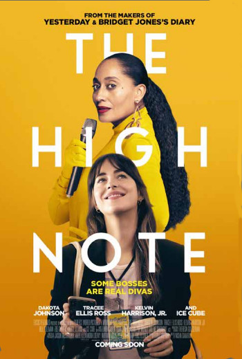 The High Note_poster