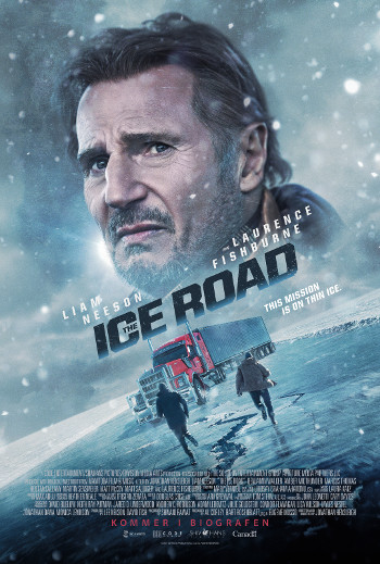The Ice Road_poster