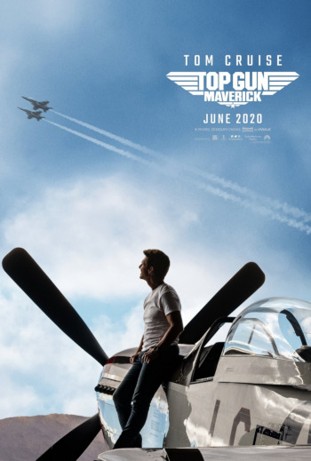 Top Gun 2: Maverick_poster