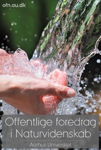 Foredrag: Vandet under vores fødder_poster