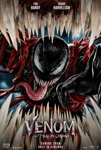 Venom: Let There Be Carnage_poster