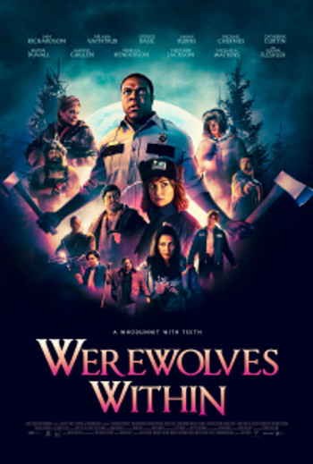 Werewolves Within_poster