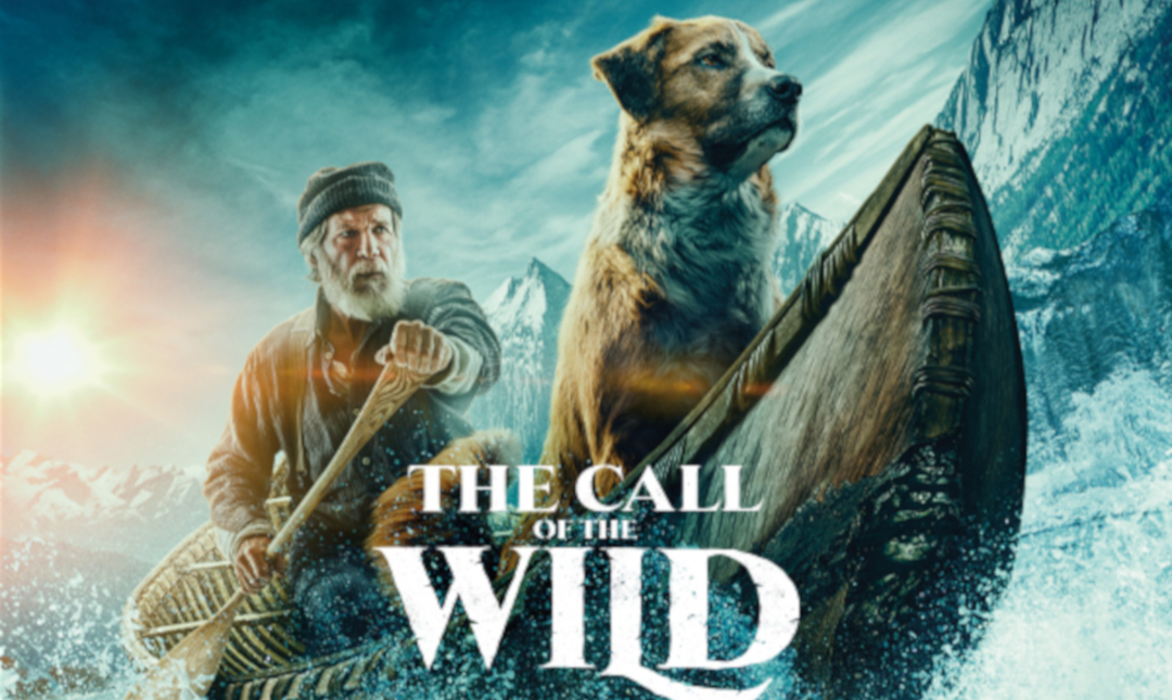 The Call of the Wild_slide_poster