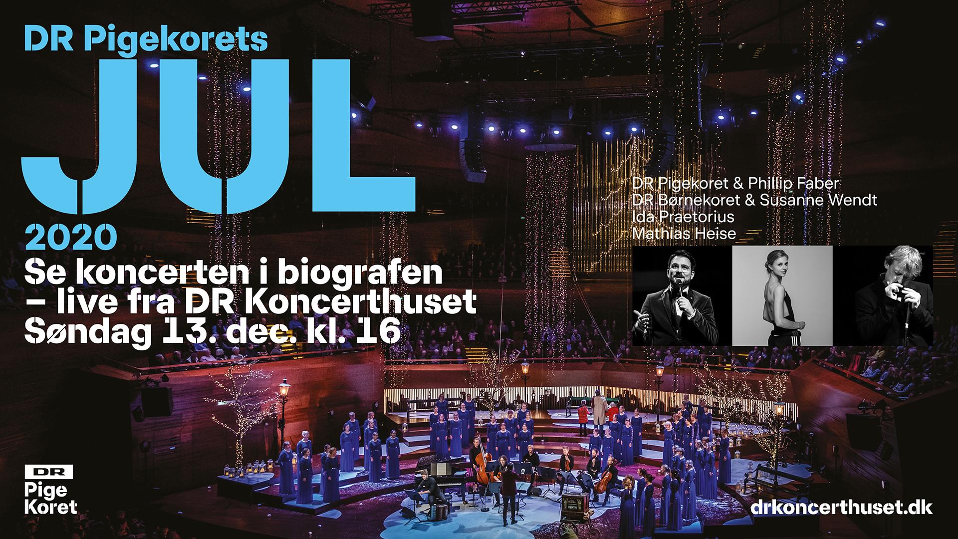 DR Pigekorets Jul - direkte fra DR Koncerthuset_slide_poster