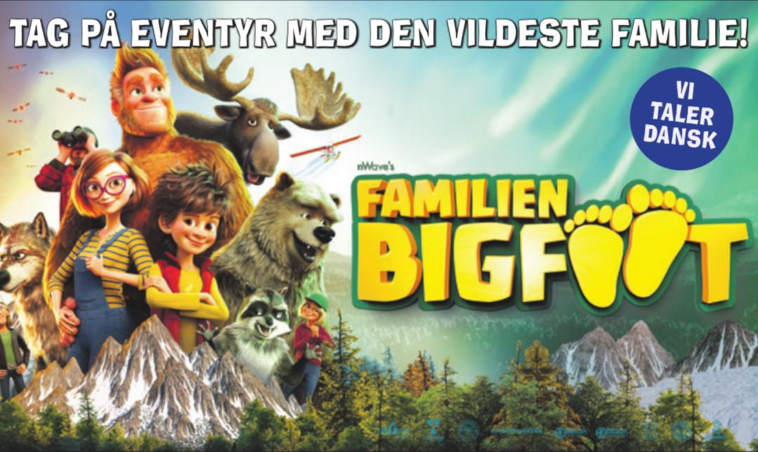 Familien Bigfoot_slide_poster