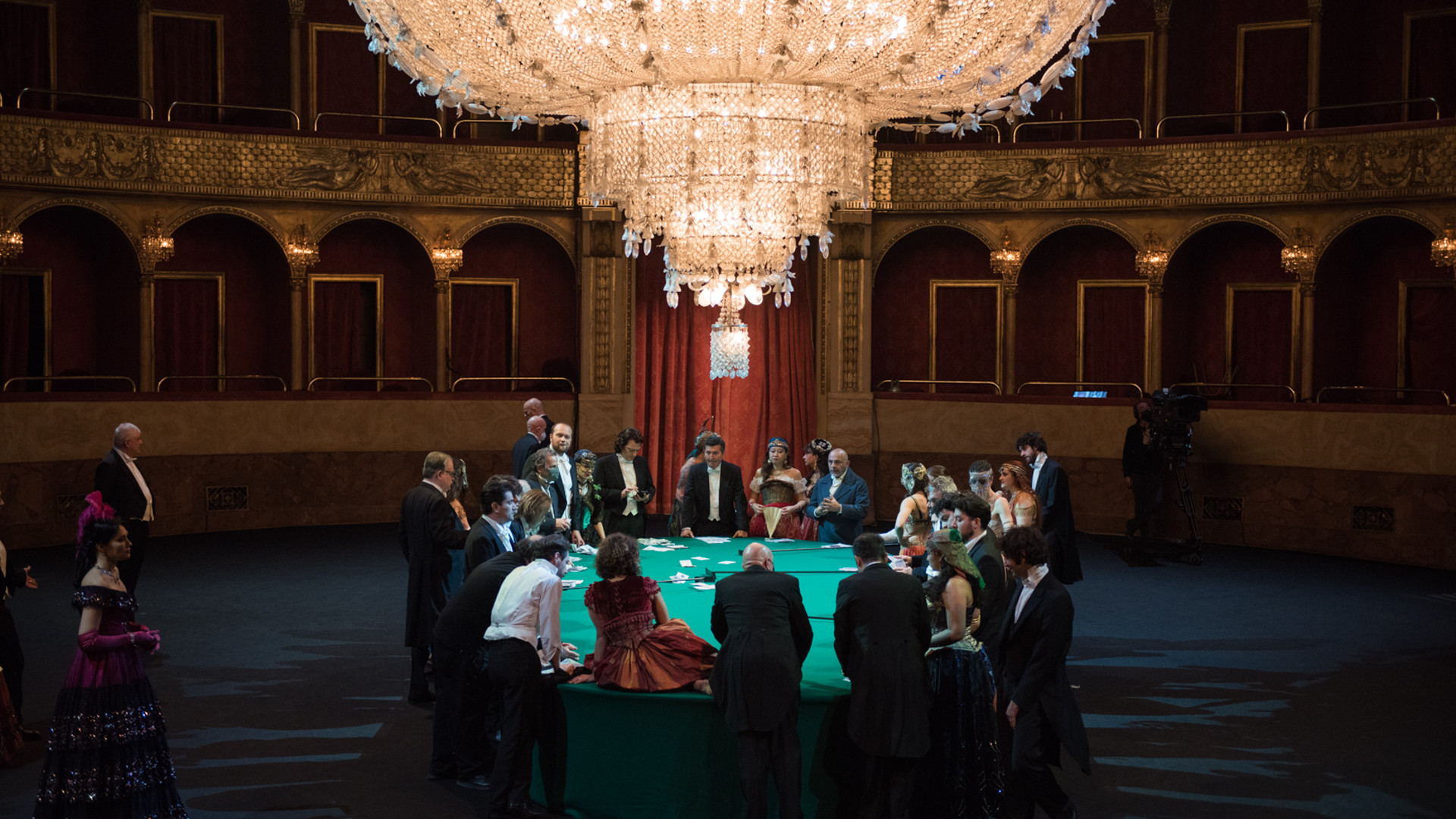 Operakino 21 - la traviata, Rom - oktober_slide_poster